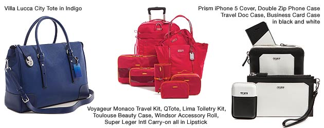The 2013 Holiday Collection from TUMI