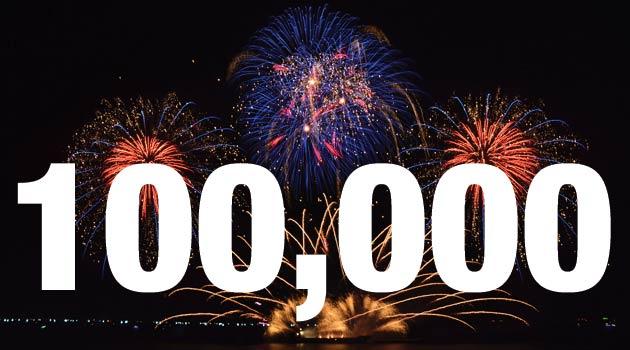 Luxurious Magazine Passes 100,000 on Google Plus