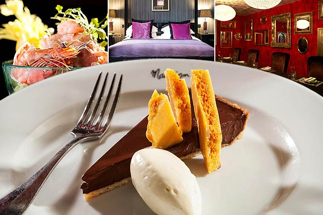 Culinary Delights at the Malmaison London