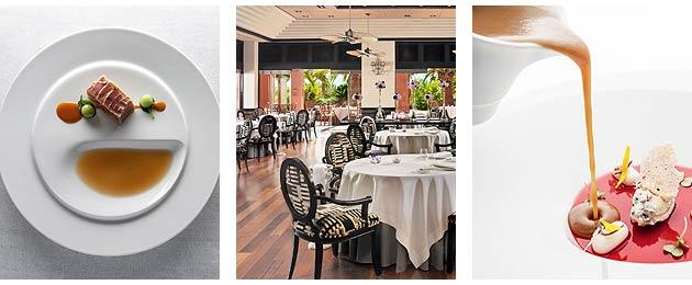 Abama Golf & Spa Resort Awarded Third Michelin Star