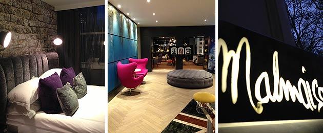 Home Comforts At Malmaison London