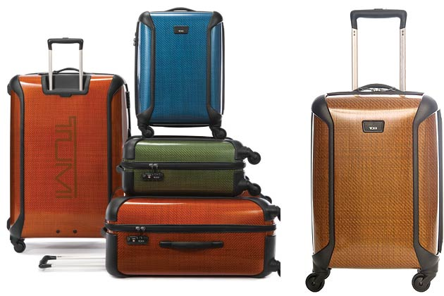 Spring becomes more vibrant with Tumi's new Tegra-Lite colours