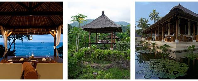 Sabi Phagura visits Alila Manggis in Bali