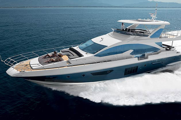 Azimut gets a double at Motor Boat Awards 2014