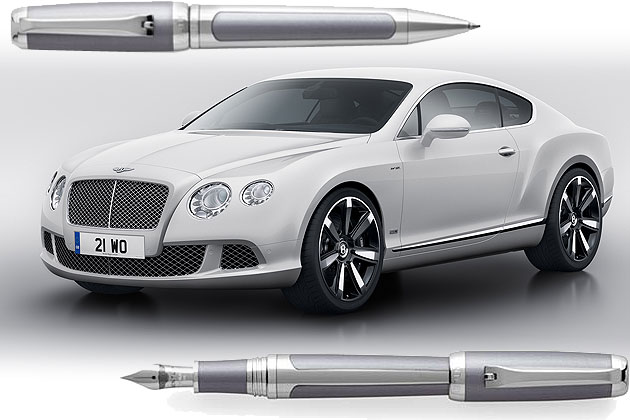 The Tibaldi for Bentley Collection
