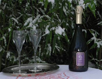Luxurious Beverage Of The Month: Champagne Christian Briard Ambre 2005 7