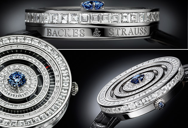 The Royal Jester from Backes & Strauss
