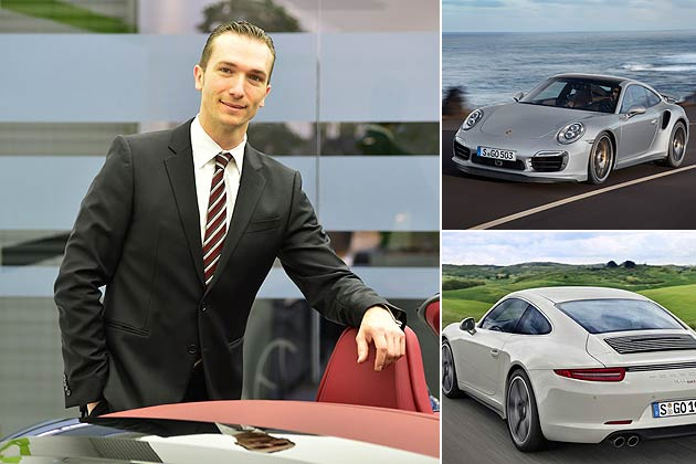 Porsche Asia Pacific under the new leadership of Martin Limpert
