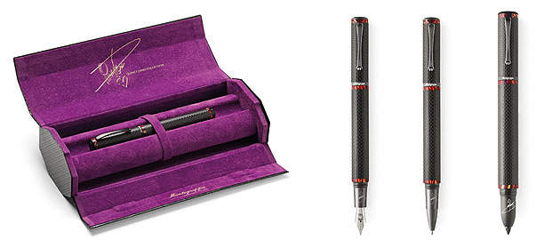 As with many of the brands limited edition collection, Montegrappa will restrict production to 1933 Quincy Jones fountain pens, 1933 rollerball pens and 1933 luxury markers.