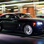 Luxurious Magazine Car Of The Year - The Rolls-Royce Wraith 5