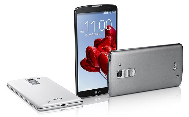 LG G Pro 2 - The Ultimate Smartphone for Journalists and Videographers
