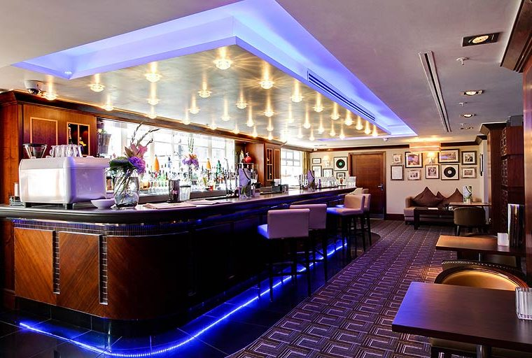 Take A Cocktail Break At The Newly Refurbished Glenn Miller Bar