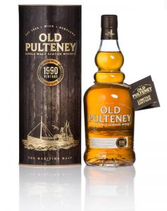 Old Pulteney Limited Edition 1990 Vintage