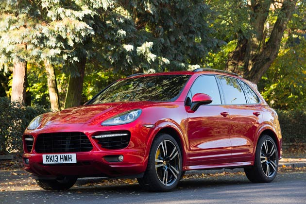 Luxurious Magazine puts the Porsche Cayenne Turbo S through its paces