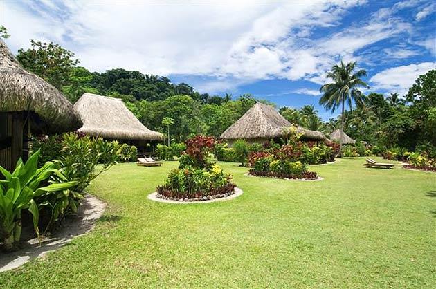 Qamea Resort & Spa in Fiji