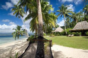 The Qamea Resort & Spa is one of those destinations that screams luxury and romance