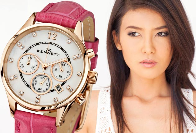 Interview With Kennett Timepieces Ambassador Celeste Siam