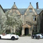 An Elizabethan Manor, A Classic Morgan and the English Countryside 10