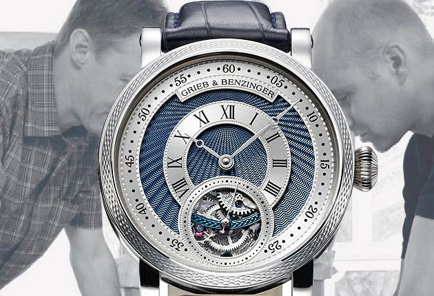 Steve Huyton Discovers The Grieb & Benzinger St George
