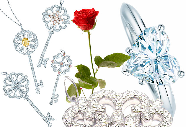 Tiffany's for Valentine's – What more could you ask for?