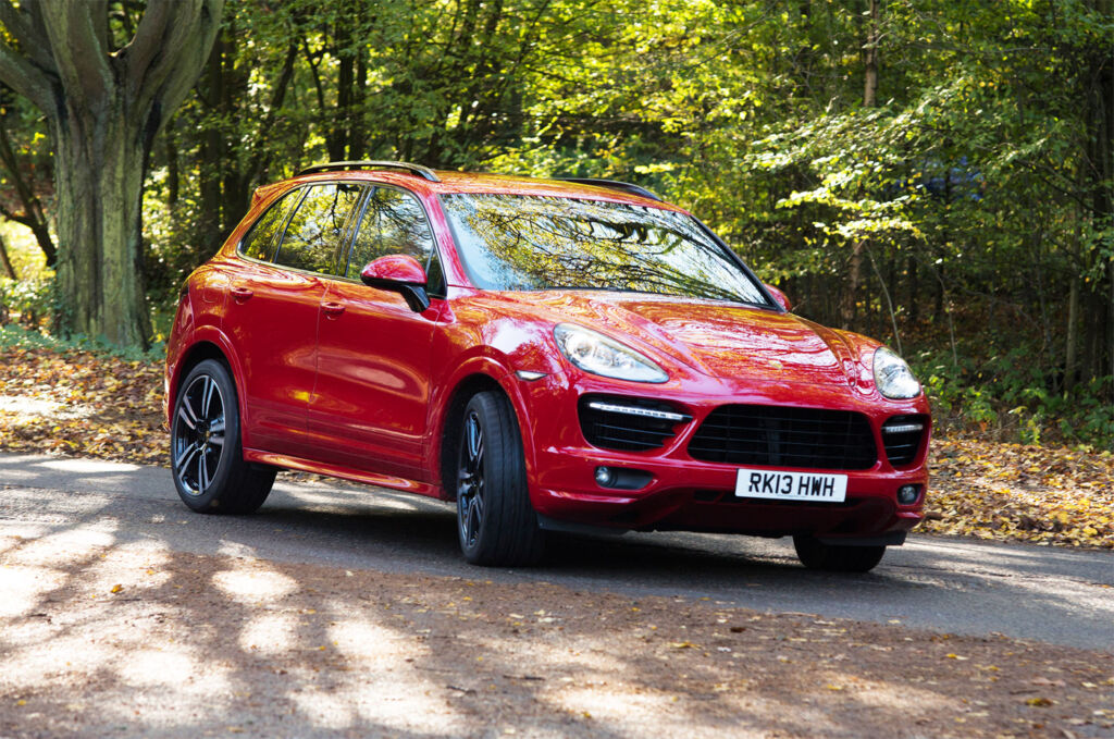 Part two of the Luxurious Magazine road test of the Porsche Cayenne Turbo S 10