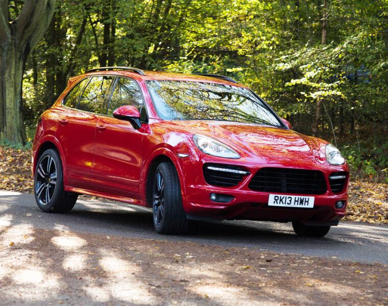 Luxurious Magazine road test of the Porsche Cayenne Turbo S