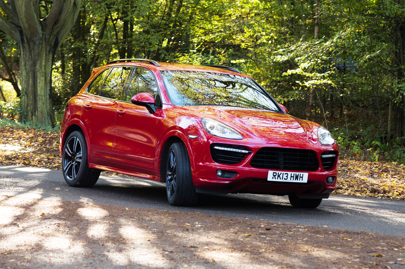 Part Two Of The Luxurious Magazine Road Test Of The Porsche Cayenne Turbo S