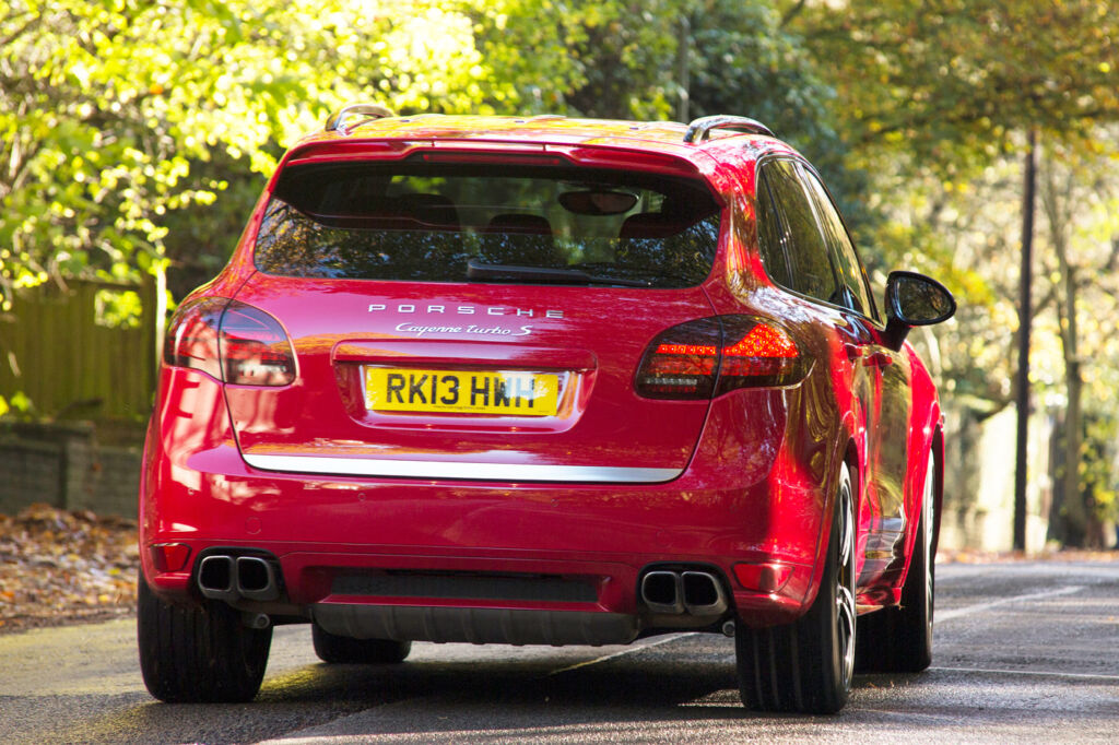 Part two of the Luxurious Magazine road test of the Porsche Cayenne Turbo S 11