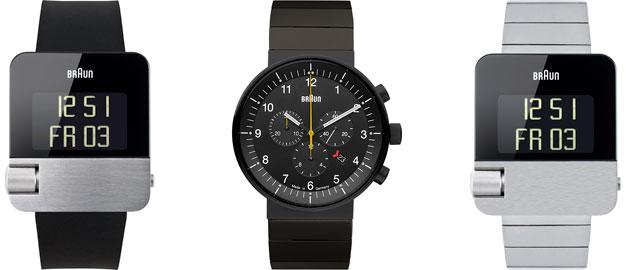 Braun's Prestige Watches