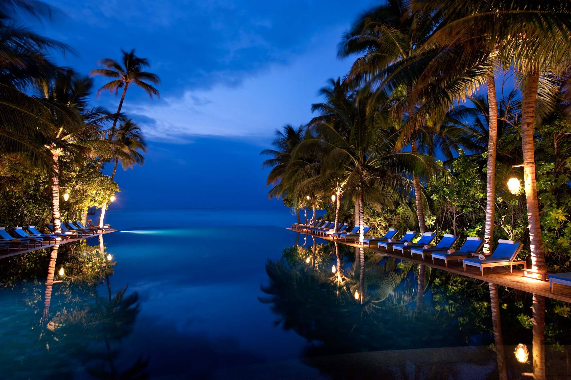 Hilton Hotel Maldives Iru Fushi