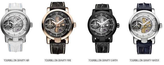 Armin Strom Toubillon Gravity Collection