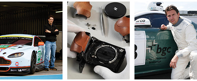 Hasselblad becomes the official photography partner to Aston Martin Racing