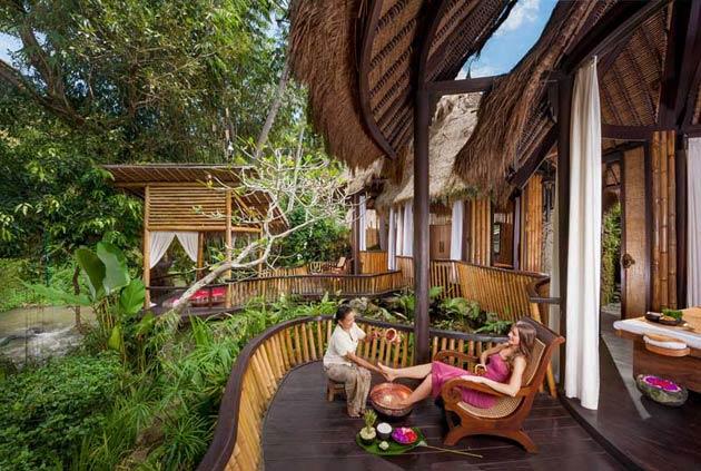 The True Fivelements in Ubud Bali