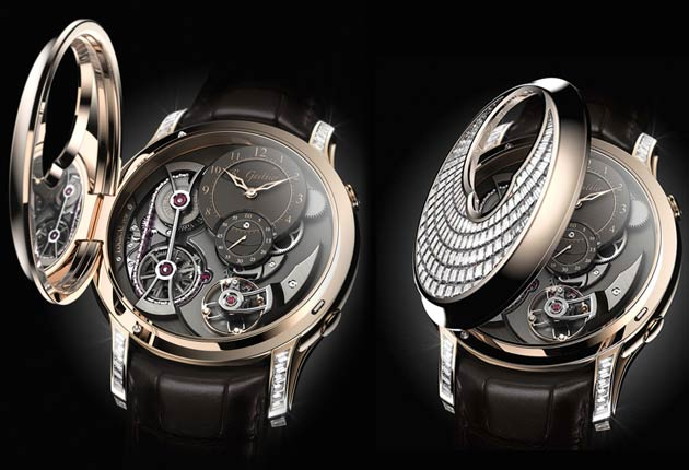 Romain Gauthier unveils their Secret