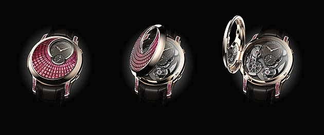 Romain Gauthier unveils their Secret 4