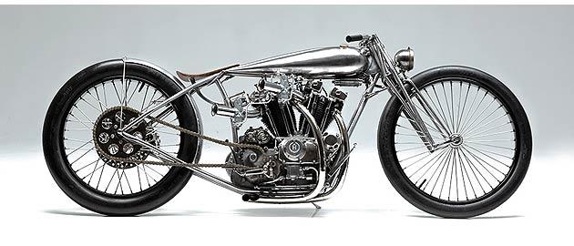 Hazan's Harley Davidson Ironhead