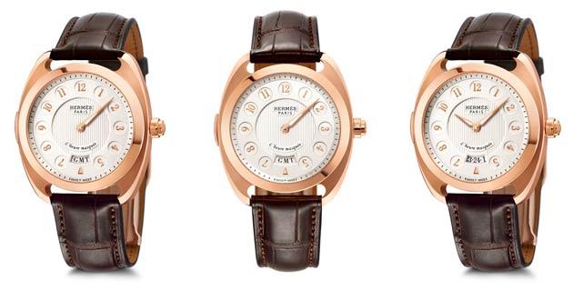 Hermès Paris gallops towards the top of our must-have wristwatch list with the Dressage, L'heure masquée