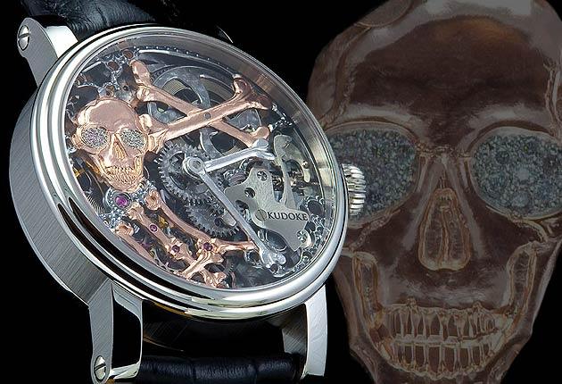 The Real Skeleton from Stefan Kudoke