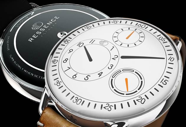 Ressence Type 1 - More than just a beautiful face