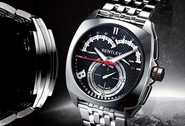 The Bentley Solstice 81-40010 Timepiece