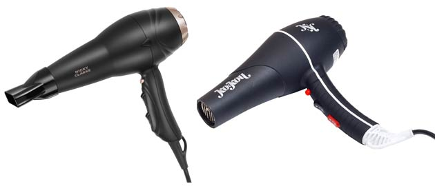 Hot Hairdryers 7