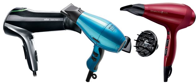 Hot Hairdryers 8