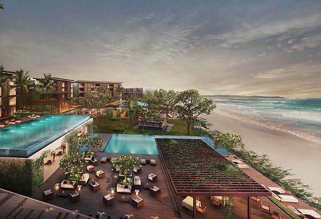Alila hotels resorts to open alila seminyak in bali for Best hotels in seminyak