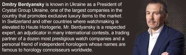 About Dmitry Berdyansky