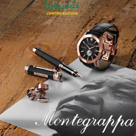 Montegrappa Mandela - Limited Edition