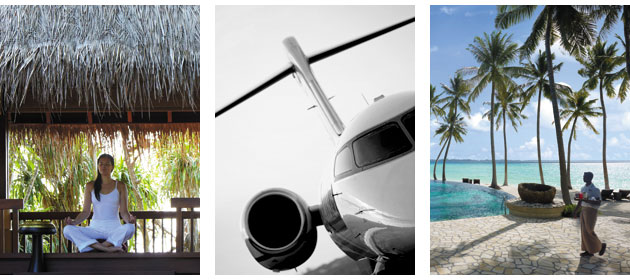 Shangri La Villingili Resort & Spa Collaborates With Private Jet Operators