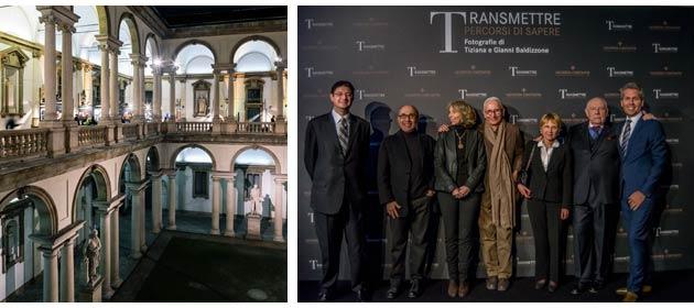Vacheron Constantin inaugurates the Transmettre. Percosi di sapere photographic exhibition