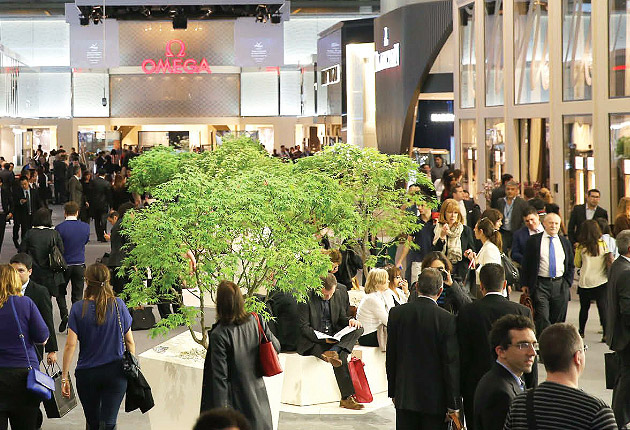 The curtain comes down on Baselworld 2014
