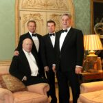 Downton Abbey Charity Evening with Julian Fellowes 11