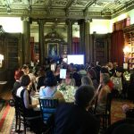 Downton Abbey Charity Evening with Julian Fellowes 12